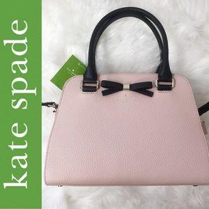 kate spade Bags - NWT KATE SPADE ♠️ Perfect PInk & Black Crossbody
